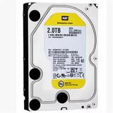 WD/西部数据 WD2004FBYZ 2T台式机2TB黑盘7200转128M企业级硬盘RE