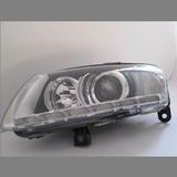 奥迪A6L 2009-2012款原厂大灯前照灯总成 带LED日行灯