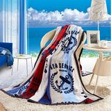 防静电加厚超厚保暖冬季儿童单双人法莱绒珊瑚云貂绒毛毯毯盖床单