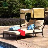 户外铸铝躺椅休闲庭院花园阳台铁艺桌椅室内室外茶几桌椅组合