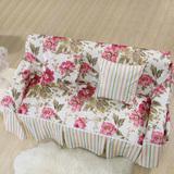 卡莫妮 沙发套沙发罩全盖田园布艺单人双人沙发垫沙发巾盖布包邮