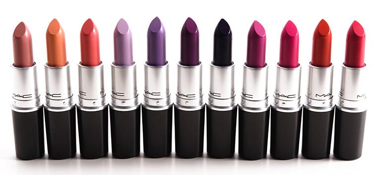 美国代购 mac/魅可 16夏季限量 blue nectar系列 唇膏口红商品图片图片