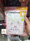 日本代购 tutuanna代购专柜正品 圆点蝴蝶结 保暖内衣打底衫