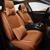 新款长安星卡S201 S401双排货车小卡全包坐垫四季棉麻坐垫套