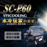 东远芯睿sc-P60循环泵水冷散热设备静音水泵电脑液冷套装专用正品