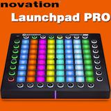 Novation Launchpad Pro DJ控制器 彩色打击垫 USB MIDI控制器