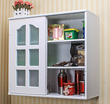 法米尼厨房吊柜橱柜不定做卫生间挂柜阳台储物柜浴室收纳柜壁挂