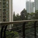 隐形防护网儿童防护栏儿童防护网316钢丝隐形防盗网窗户护栏