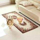 厨房卧室高档欧式美式复古 J025床边毯地毯客厅茶几 混纺家用成品