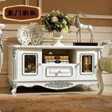 法式新古典 欧式别墅高档客厅房间电视柜 1.2米小地柜 A035