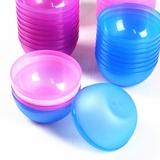 唯真批发 塑料DIY自制调膜工具调色碗面膜碗 软碗美容院工具小碗