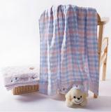 金号 正品毛巾被薄纯全棉婴儿童宝宝纱布浴巾毯抱被春方形送礼