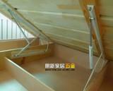 加厚加重床箱液压杆支架 床上气撑支撑床支架气弹簧举升器 气动杆