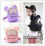 春游儿童包包韩版小女生旅游包米奇头双肩包小女孩背包小学生书包