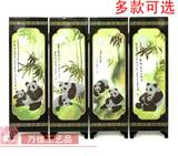 4扇漆器仿古小屏风 中国特色外事商务礼品家装摆件出国礼品送老外