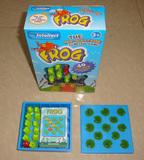 美国Think Fun 儿童益智玩具 青蛙跳棋 40关 棋类游戏 逻辑思维