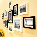 实木相框挂墙画框创意欧式组合客厅照片墙卧室相片墙相框墙照片框