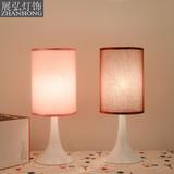 小台灯卧室床头灯迷你 现代简约小夜灯创意暖光节能灯 可调光台灯
