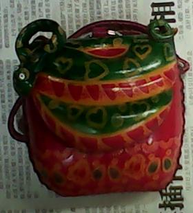 中国少数民族特色工艺品 蒙古族特色卡通动物零钱包 十二...