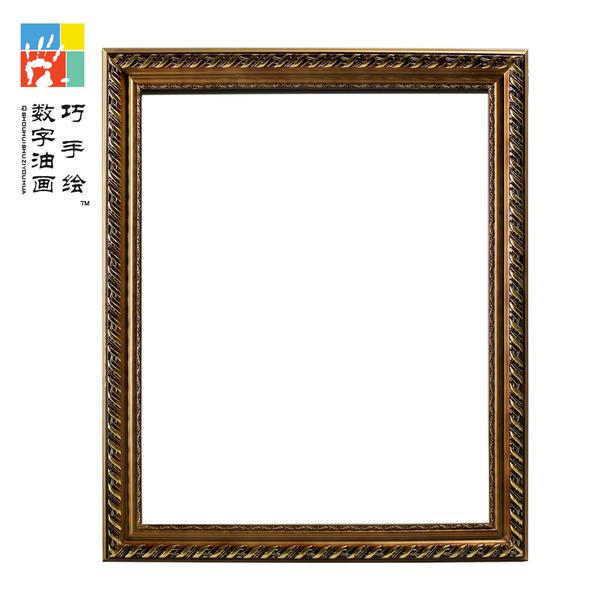 特价包邮欧式实木相框油画外框 家居装饰画框十字绣装裱定做
