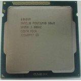 英特尔奔腾 双核 G860 散片 cpu 1155针 3.0高主频 一年包换