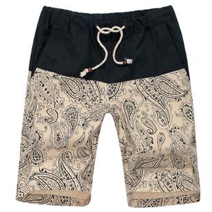花五分裤男棉品牌排行 五分裤 男 运动 棉 花五分裤男棉什么牌子好 欢
