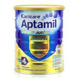 空运现货 新西兰进口KARICARE可瑞康Aptamil爱他美牛奶粉4段