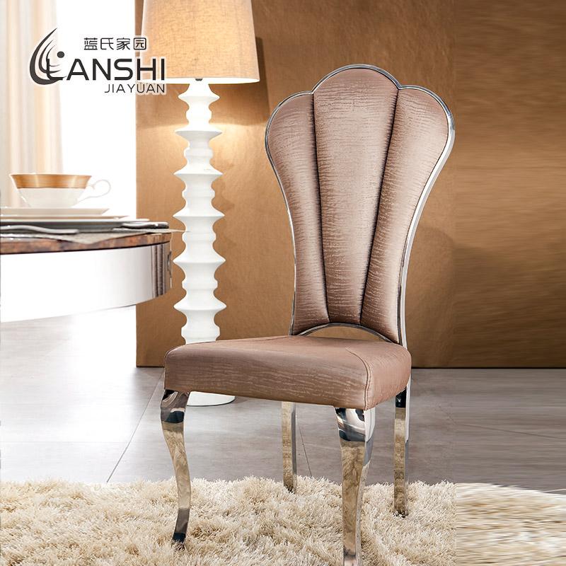 后现代欧式休闲椅高档酒店椅子