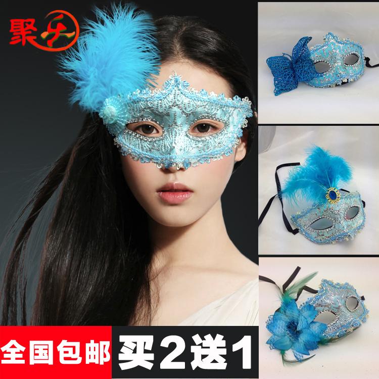 镀光皇冠面具 儿童舞会演出面具 彩绘面具小公主美女面具眼罩性感
