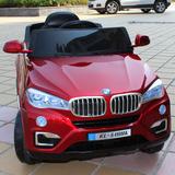 快乐达儿童电动车四轮儿童车宝宝车遥控汽车玩具车可坐人儿童汽车