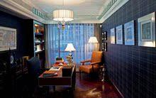 欧式简约现代装潢设计效果图简欧房屋装潢设计图纸保证质