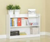 雨蒙浮雕韩式组装书架学生书柜地柜矮柜储物柜定做小柜子正品特价