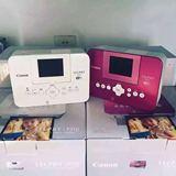 日本佳能CP910便携热升华家用照片打印机手机相片打印机 无线迷你