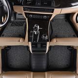 2015款新起亚智跑脚垫大包围 专用大改装全包围双层丝圈汽车脚垫