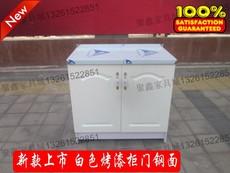 冲钻橱柜厨房柜单体橱柜简易柜大理石台面灶台橱柜不锈钢