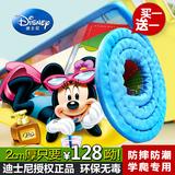 迪士尼爬行垫加厚2cm双面环保无味宝宝爬爬垫婴儿童游戏地毯泡沫