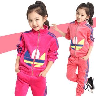 儿童大绒运动服品牌排行 儿童运动服套装 儿童大绒运动服什么牌子好