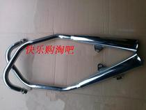 仿cm125本田太子摩托车消声器 不锈钢单缸双排 排气管