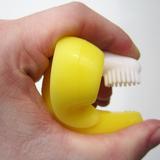美国Baby Banana香蕉宝宝婴儿牙胶硅胶磨牙棒宝宝咬咬胶玩具器用