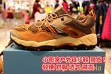 美系哥家原货秋春男士登山鞋徒步鞋户外鞋男鞋防滑网面透气4季