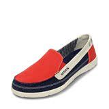 Crocs卡骆驰女鞋风尚沃尔卢轻便休闲鞋帆布鞋平底鞋14391特价包邮