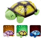 星空投影灯儿童毛绒玩具音乐乌龟灯安睡助眠灯夜灯带音乐生日礼物