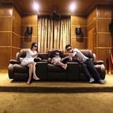 世藤头等沙发舱真皮组合家庭影院沙发影视厅影音室沙发电动功能椅