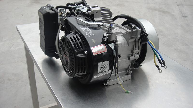电动车充电发电机 电动车增程器发电机