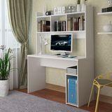 特价 简约现代台式电脑桌 书桌书架组合家用简易办公桌 写字桌子
