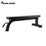 专业训练哑铃凳商用大平凳健身椅卧推平凳哑铃练习平板凳健身器材