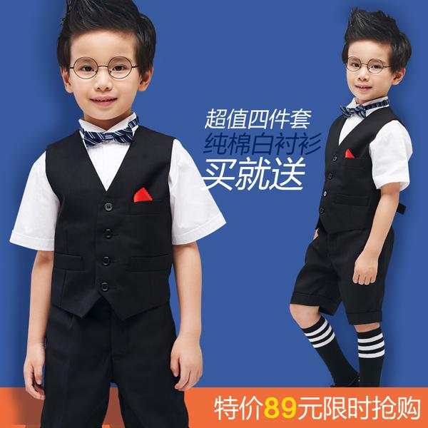 儿童钢琴演出服