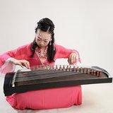 仙声迷你小古筝半筝专业演奏儿童便携式考级演奏实木扬州乐器85cm