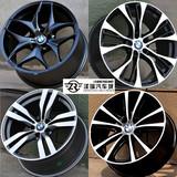 宝马改装汽车轮毂21寸20寸19寸18寸X6 X5 X3