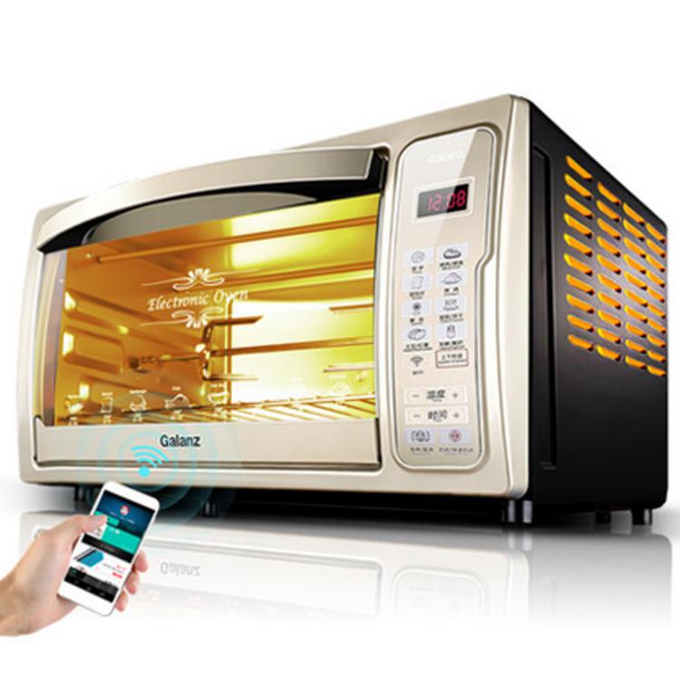 Galanz/格兰仕 iK2(TM) 烤箱家用烘焙智能电烤箱多功能30升大容量